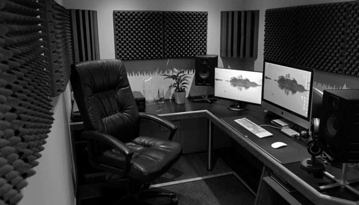 James Harrison Filmmaker Guernsey studio