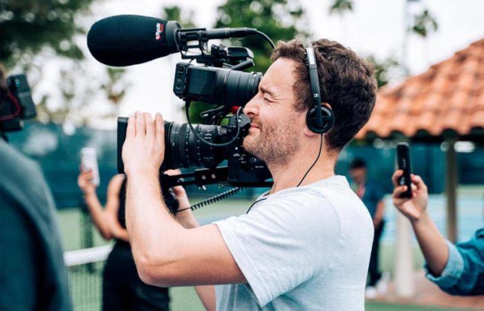 James Harrison Filmmaker Guernsey portrait